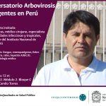Conversatorio Arbovirosis emergentes en Perú