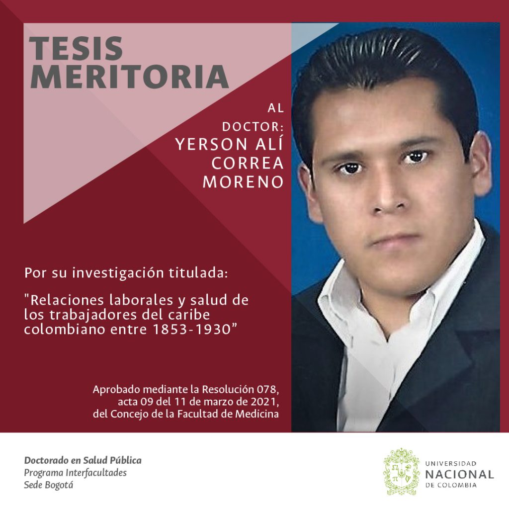 TESIS MERITORIA DOCTOR YERSON ALÍ CORREA MORENO